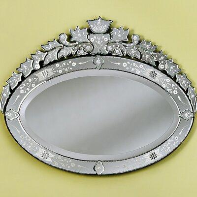 Lea Large Wall Mirror by Venetian Gems