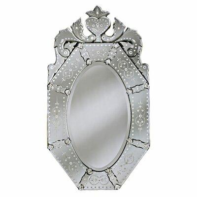 Larisa Venetian Wall Mirror by Venetian Gems