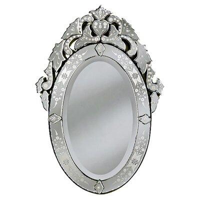 Olympia Medium Wall Mirror by Venetian Gems