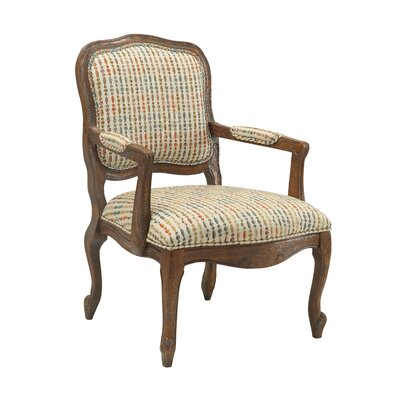 Louis XV Arm Chair by Coast to Coast Imports