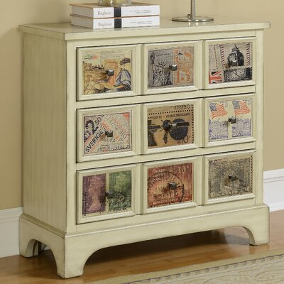 3 Drawer Chest by Coast to Coast Imports