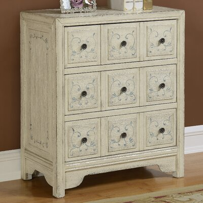 Macon 3 Drawer Chest by Coast to Coast Imports