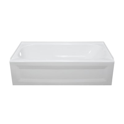 "Deluxe 54"" x 30"" Soaking Bathtub Product Photo"