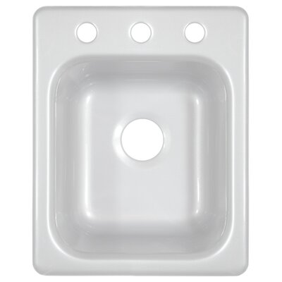"Deluxe 16"" x 20"" Kitchen Sink Product Photo"