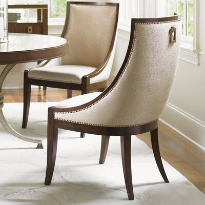 Tower Place Talbott Host Side Chair by Lexington
