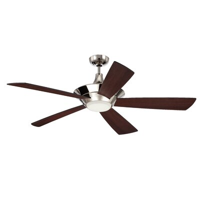 "54"" Alaira 5 Blade Ceiling Fan with Wall Remote Product Photo"