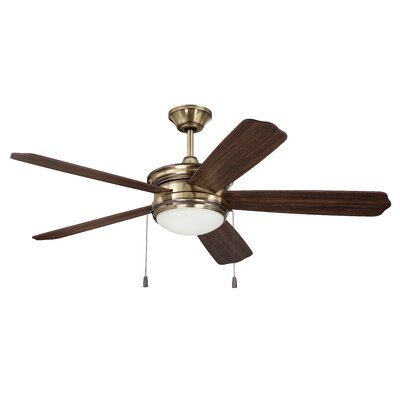 "52"" Abbey 5 Blade Ceiling Fan Product Photo"