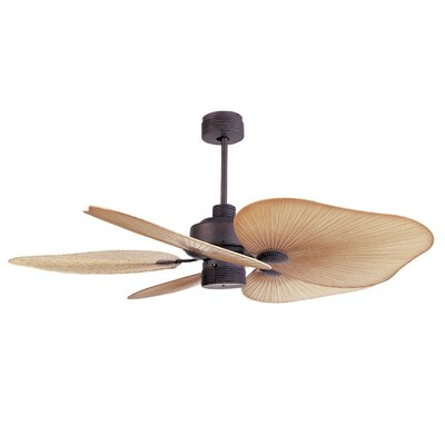 "52"" Tahiti 5 Blade Ceiling Fan Product Photo"