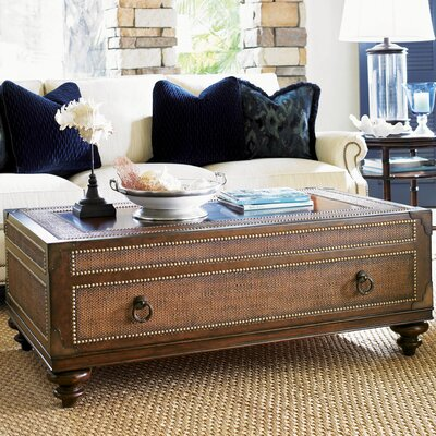 Landara Crystal Cove Coffee Table by Tommy Bahama Home