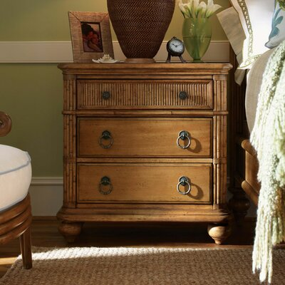 Beach House 3 Drawer Bachelor's Chest by Tommy Bahama Home