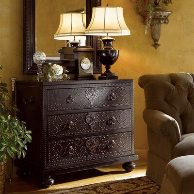 Tommy Bahama Home Kingstown 3 Drawer Tortola Chest