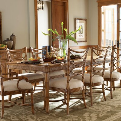 Tommy Bahama Home Beach House 9 Piece Dining Set