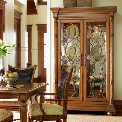 Island Estate Mariana China Cabinet by Tommy Bahama Home