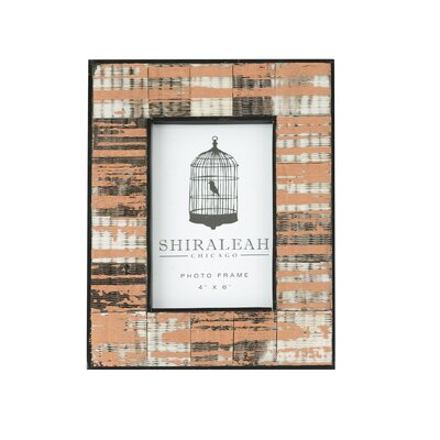 Loft Textured Picture Frame by Shiraleah
