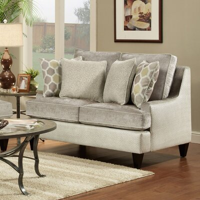 Chelsea Home WCF1566 Catania Loveseat