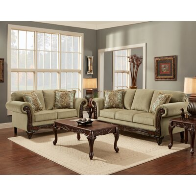 Chelsea home shayla living room colelction reviews wayfair for Affordable furniture reviews