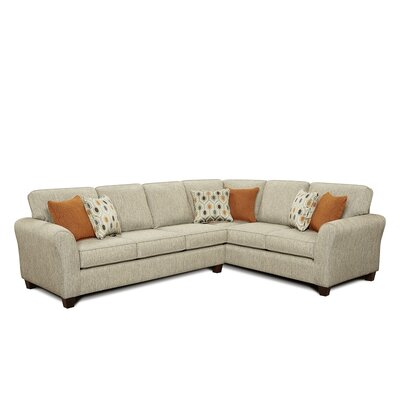 Fresno Right Hand Facing Sectional by Chelsea Home