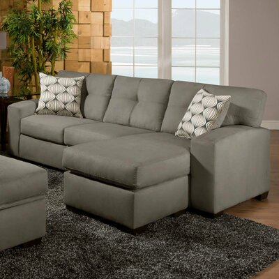 Rockland Sofa Chaise by Chelsea Home