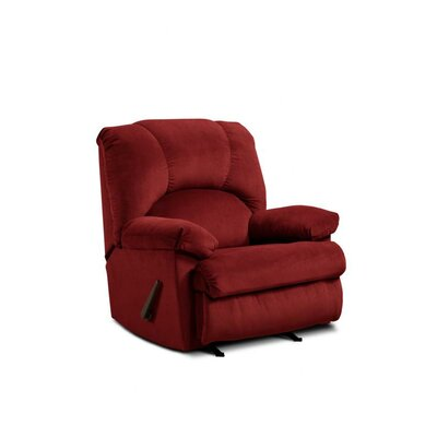 Chelsea Home Charles Handle Chaise Recliner