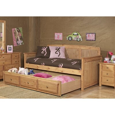 twin convertible toddler bed with storage wayfair. Black Bedroom Furniture Sets. Home Design Ideas