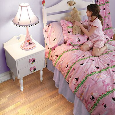 Room Magic Poodles in Paris Bedding Collection