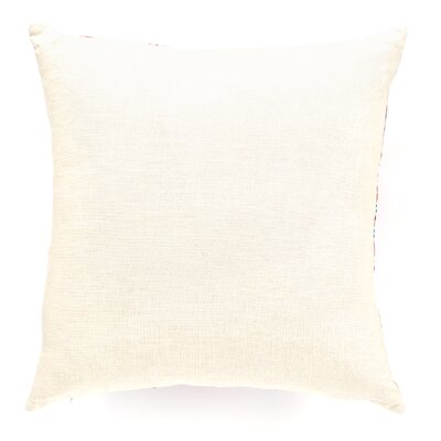 Sis Boom by Jennifer Paganelli Back Bay Embroidered Linen Throw Pillow