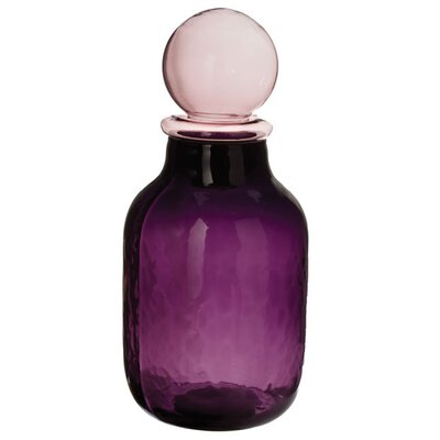 Wildflower Glinda Bubble Decorative Bottle with Stopper by Lazy Susan