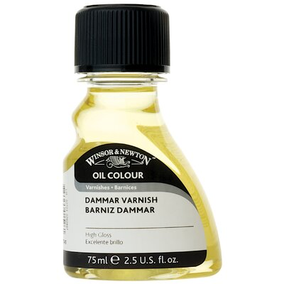Winsor & Newton Dammar Varnish Jar