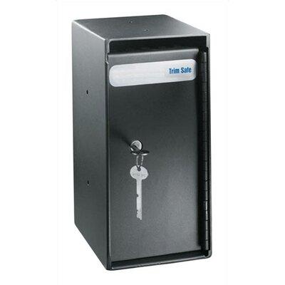 FireKing Key Operated Lock Gary Trim Safe