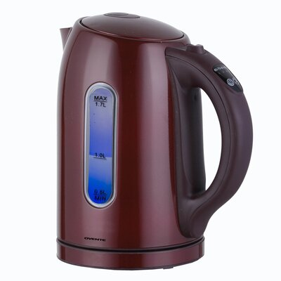 1.8-qt. Stainless Steel Electric Tea Kettle by Ovente