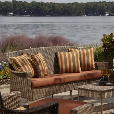 Key Biscayne Sofa with Cushion by Panama Jack