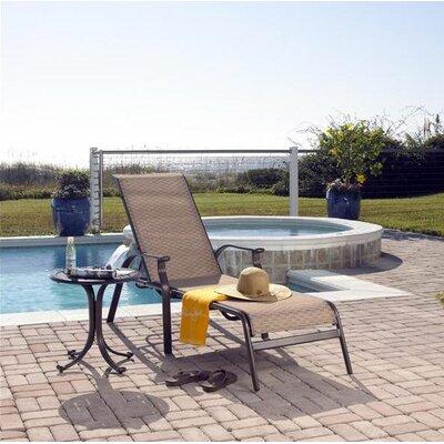 Panama Jack Outdoor Island Breeze Chaise Lounge
