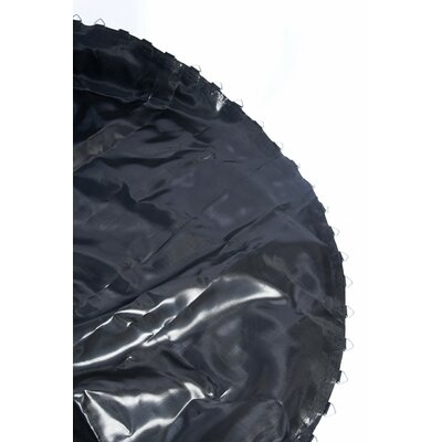 """SKYBOUND Jumping Surface 10'4"""" Round Trampoline with 72 V-Rings for 7"""" Springs"""