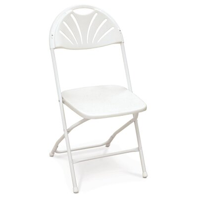 Series 5 Fanback Folding Chair by McCourt Manufacturing