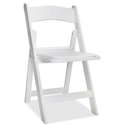 McCourt Manufacturing 1Gladiator Resin Folding Chair