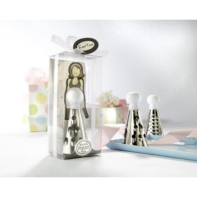 Baby Shower World's Gratest Mom Cheese Grater by Kate Aspen