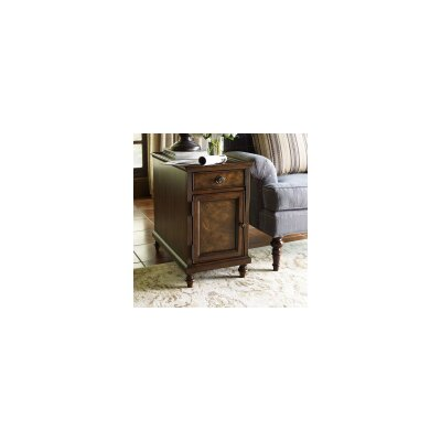 Barrington Farm Chairside Table by Legacy Classic Furniture