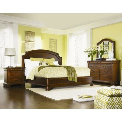 Legacy Classic Furniture Evolution Platform Customizable Bedroom Set