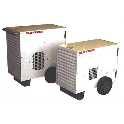 Portable Forced Air Utility Heater by Flagro