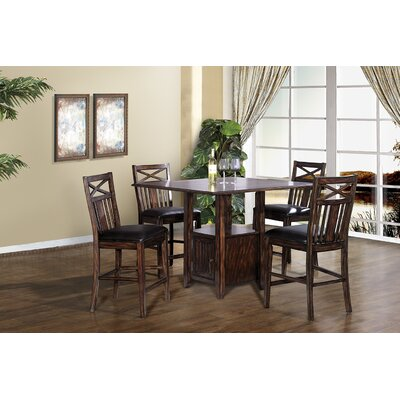Augusta Pub Table Set by ECI Furniture