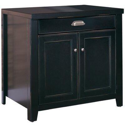 Tribeca Loft 2 Door Storage Cabinet by kathy ireland Home by Martin Furniture