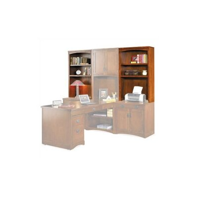 """kathy ireland Home by Martin Furniture Mission Pasadena 48"""" H x 30"""" W Open Desk Hutch"""