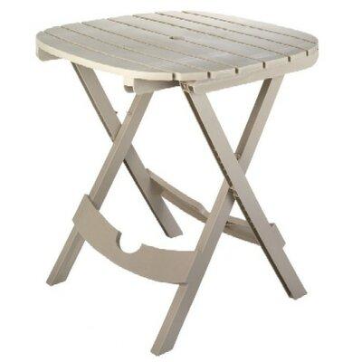 Adams Manufacturing Corporation Quik-Fold Cafe Table