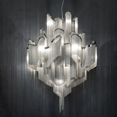 Stream 20 Light Chandelier Product Photo