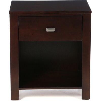 Modus Furniture Riva 1 Drawer Nightstand