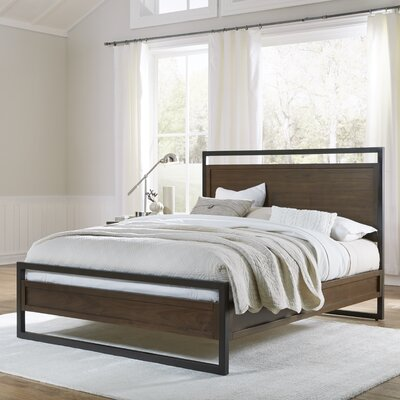 Modus Prague Panel Bed Amp Reviews Wayfair