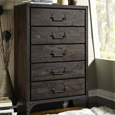 Buxton 5 Drawer Chest by Modus