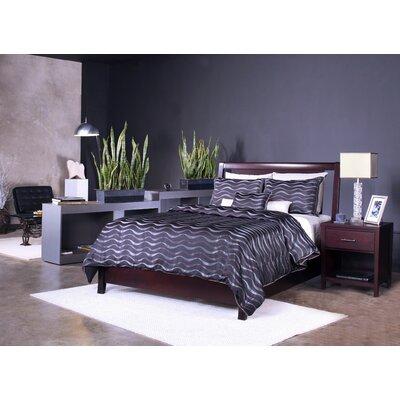 Nevis Platform Customizable Bedroom Set by Modus