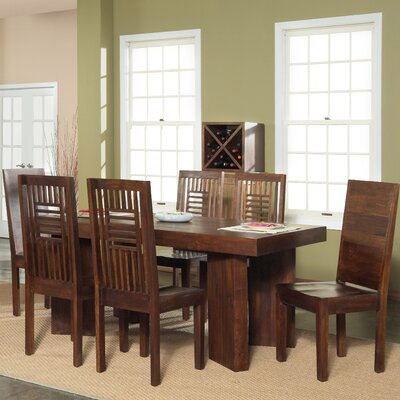 Modus Furniture Palindrome 7 Piece Dining Set