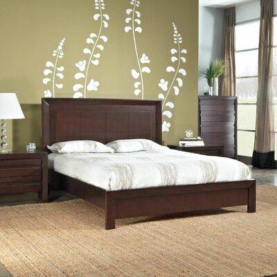 Modus Furniture Riva Platform Customizable Bedroom Set